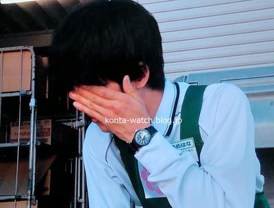 松坂 桃李 タイメックス オリジナルキャンパー ネイビー 『あのときキスしておけば』より