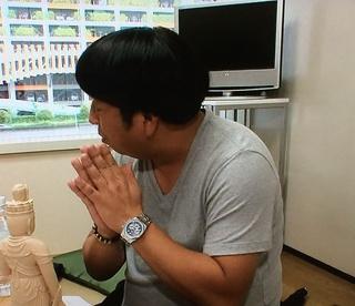 日村勇紀(バナナマン) オーデマ・ピゲ ロイヤルオーク クロノグラフ
