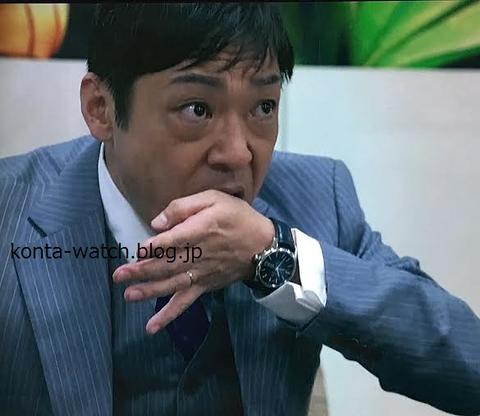 香川 照之 オメガ デ・ヴィル アワービジョン 年次カレンダー 99.9―刑事専門弁護士―より