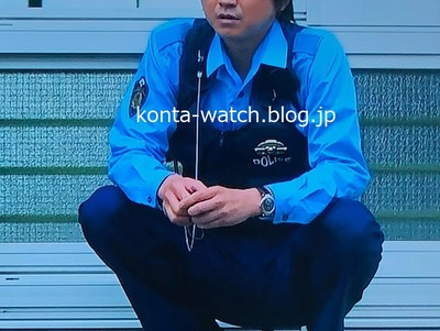 藤原 竜也 グランドール クラシカルスモールセコンド 『青のSP—学校内警察・嶋田隆平—』より