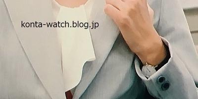 中村 アン ダニエルウェリントン クラシックペティット ホワイト レディン/28MM 『集団左遷!!』より