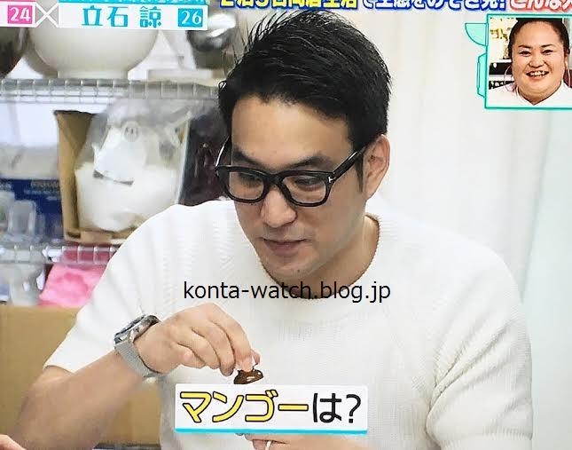 芸能人が着けてる時計が好きなオヤジのブログ  立石 諒(競泳選手) ブライトリング スーパーオーシャン ヘリテージ クロノグラフコメント                konta