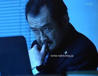 吉田 鋼太郎 ジラールペルゴ ヴィンテージ1945 XXL ラージデイト&ムーンフェイズ 『グッドワイフ』より