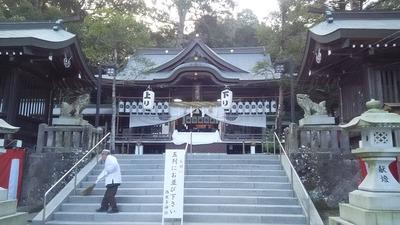 初詣 西寒田神社
