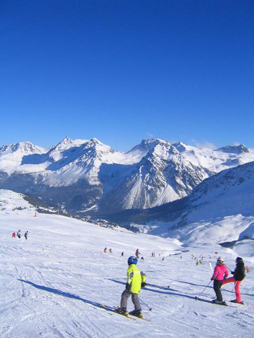 Ski to Arosa1