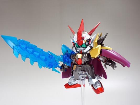 ガンプラ魔竜剣士ゼロガンダム