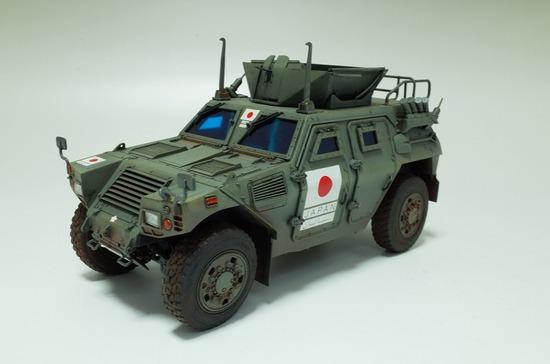 陸上自衛隊 軽装甲機動車
