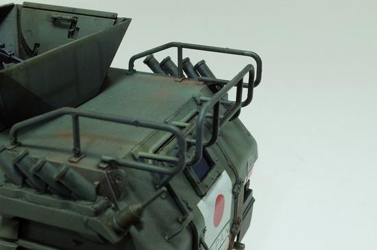 タミヤ 陸上自衛隊 軽装甲機動車