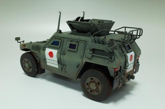 タミヤ プラモデル 軽装甲機動車