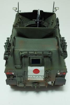 タミヤ プラモデル 軽装甲機動車 イラク派遣仕様