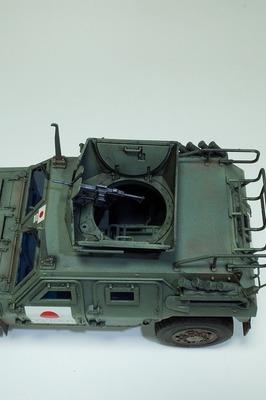 タミヤ 陸上自衛隊 軽装甲機動車 プラモデル