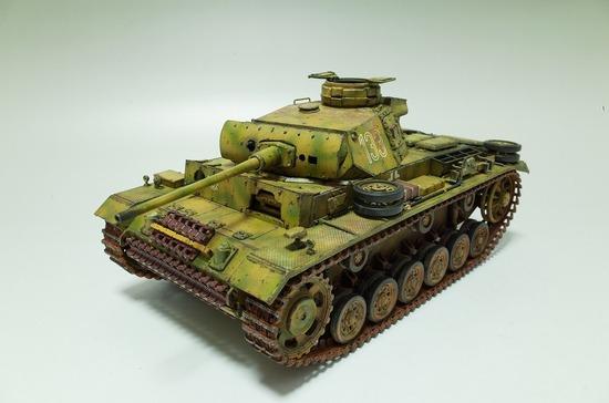 1/35 Ⅲ号戦車 L型