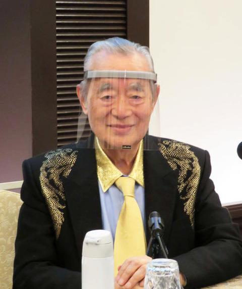 【画像】ドクター中松が開発したコロナウイルス用マスクwww