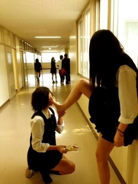 【画像】女子校のイジメがめっちゃキツそうwwwww