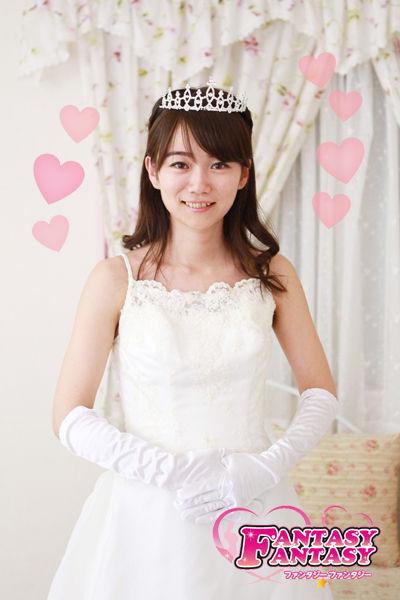 【画像】元AV女優・ほしのあすかさんと本物の結婚式イベントww