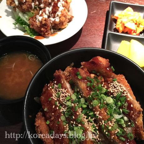 ソウルでフュージョン日本料理を食べる