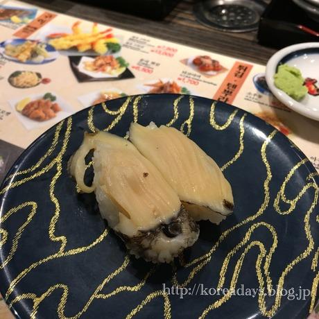 明洞ガッテン寿司で、色々食べてみる
