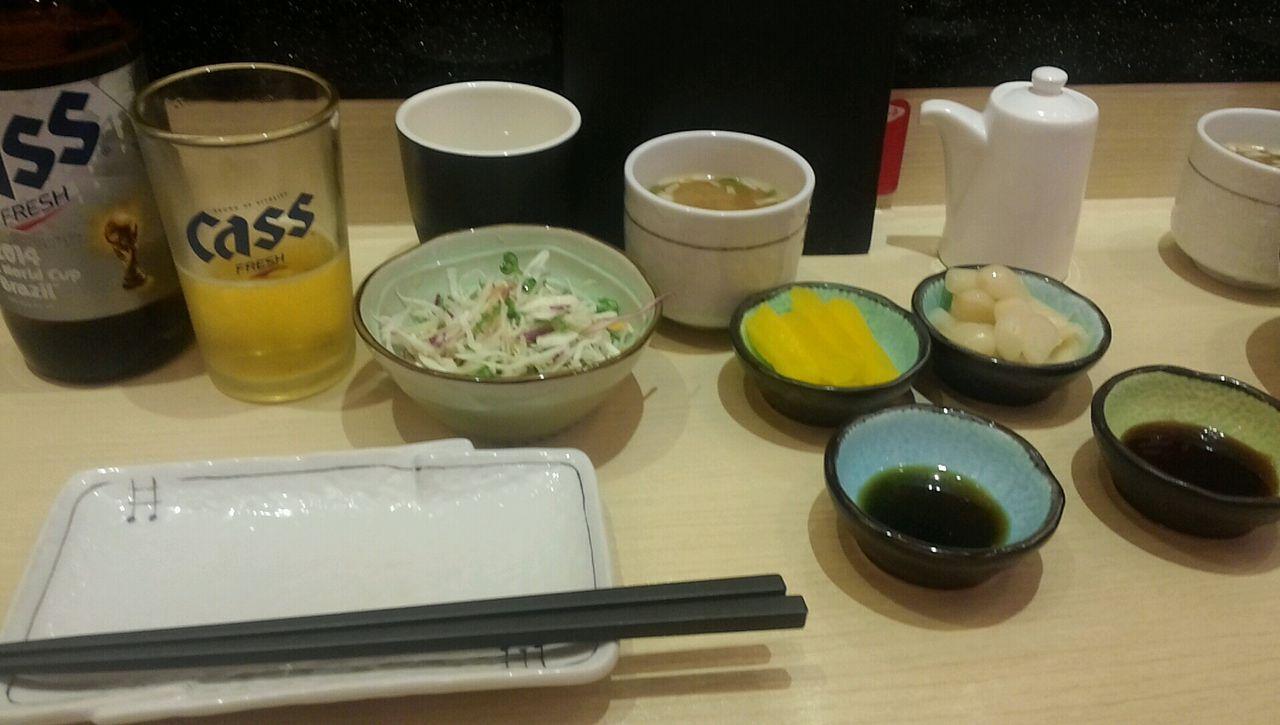 ヨンシンネのお手軽お寿司屋 유라쿠ユラク(遊楽)