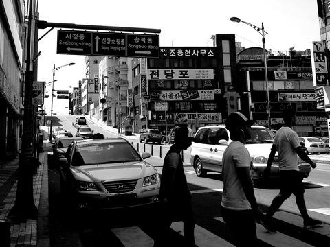 松炭市外バスターミナル