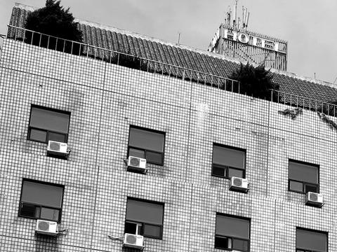 松炭觀光ホテル、蜜月路43ギル