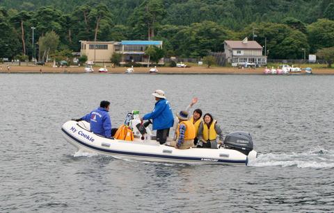 体験乗船-5