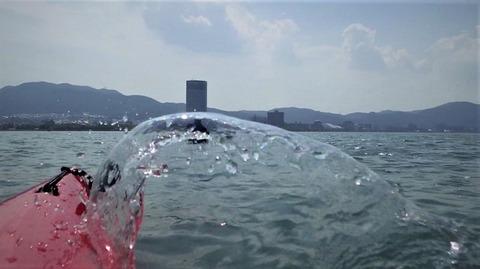 上野②なつぞら(琵琶湖)