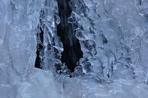 上野⑤氷の窓(天川村)
