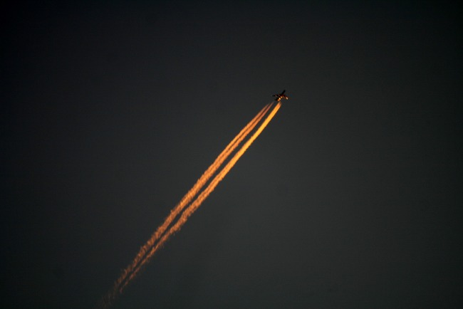 火の見と雲 (2)