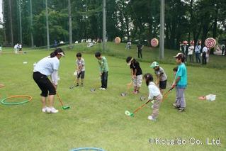 ジュニアゴルフ1