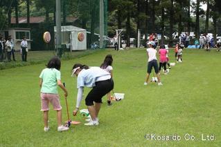 ジュニアゴルフ2