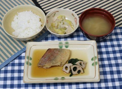 200212 赤魚の旨煮