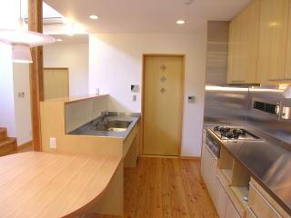K邸造作キッチン3