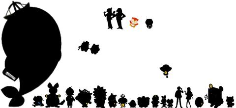 弁護士キャラクター(鳥弁追加)