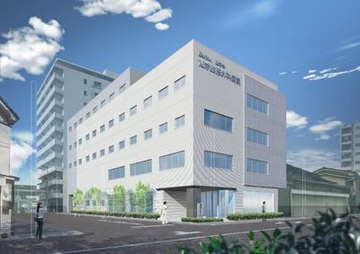 【外観】越宗整形外科病院