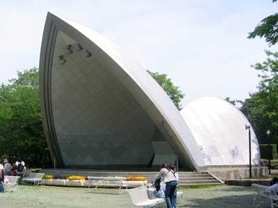 子連れで平塚総合公園におでかけする画像