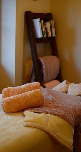 リトム部屋のベッドの写真