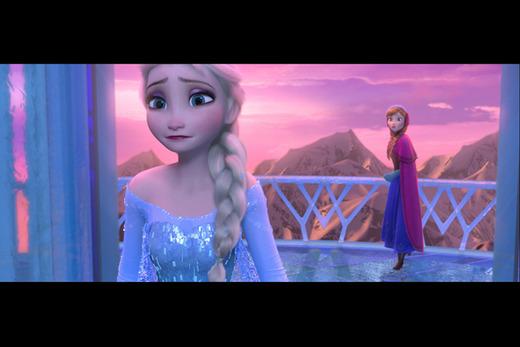 アナと雪の女王のアナとエルサ 1