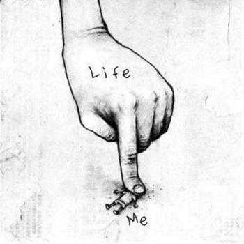 つまらない人生