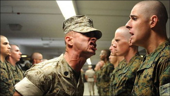 軍隊 訓練