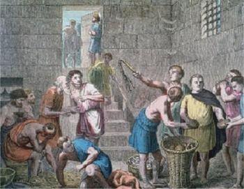 ローマ 奴隷