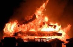 沖縄のシンボル「首里城」焼失…「計り知れない損失」と関係者ら悲痛