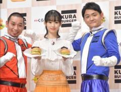 くら寿司、回転寿司業界で初となるハンバーガー発売