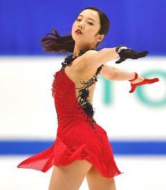本田真凜「すごく残念な演技」ジャンプ乱れ18位に沈む