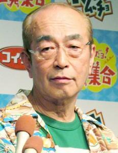 丸山穂高氏、今度は「バカ殿」志村けんを批判か