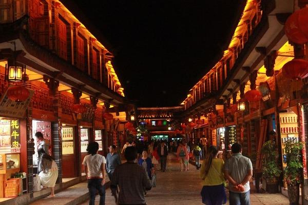 麗江旧市街- 中国の世界遺産