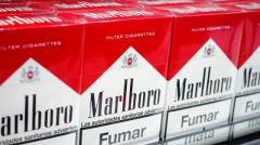 「10年以内にタバコの販売を禁止すること」をマールボロの販売元が求める