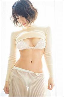 「神が宿るカラダ」永岡怜子、完全復活初ヘアヌード写真集に期待