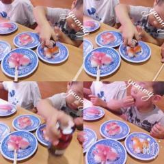 辻希美、回転寿司で大ブーイング「子供の行儀が悪すぎる」