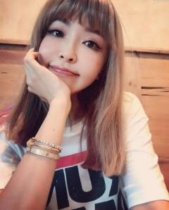 もはや美少女!? 平子理沙、アラフィフに見えない若々しさに絶賛の声