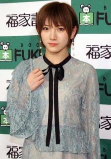 岡田奈々:AKB48選抜総選挙に意欲 あれば「ベスト5狙う」